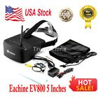 ♦✾ New! Eachine EV800 5 Inches 800 x 480 FPV Goggles 5.8G 40CH Raceband USA Stock Enquire now #newstock #stockx #xusa http://ebay.to/2CaD5Kc