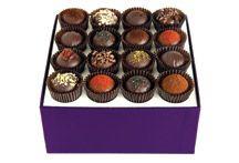 Sweet Thanks - Vosges Haut Chocolat Dark Chocolate Truffle Collection
