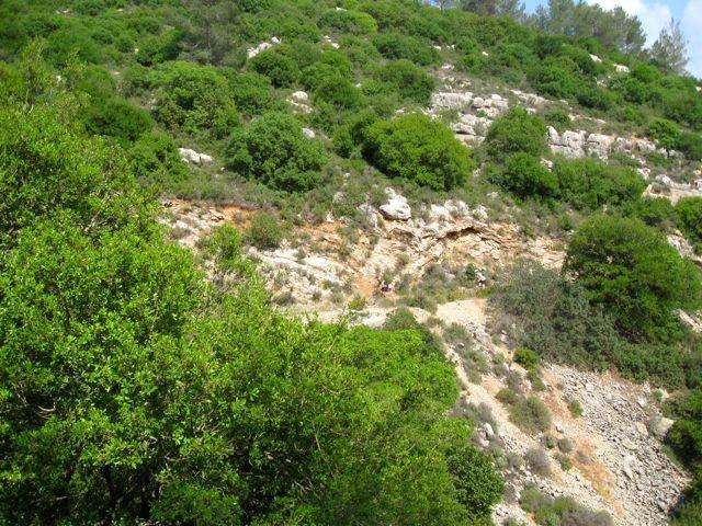 Heuvels rondom Jeruzalem, Israël 2009.  Hills around Jerusalem