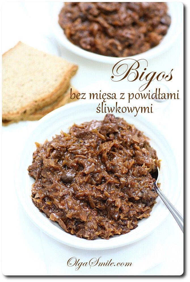 Bigos bez mięsa