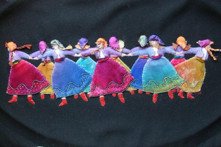 The Peasant Dancers