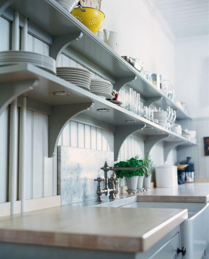 7 best Køkken - Romantisk design i genbrugstræ - Woodliving ...