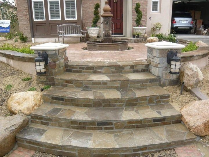 Best 26 Best Front Entry Stairs Deck Ideas Images On Pinterest 400 x 300
