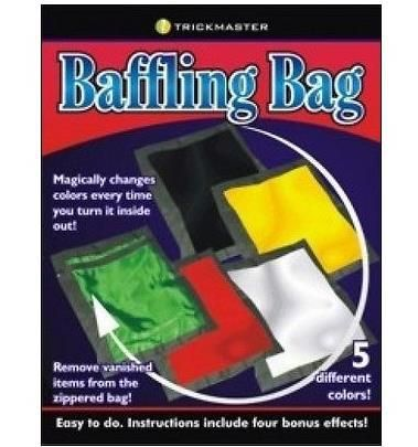 >> Click to Buy << Free Shipping! Baffling Bag - Magic Trick,Accessories,stage magic props,close up #Affiliate