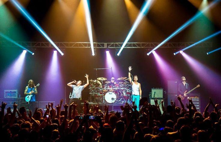 GoRockfest.Com: 311 Tour Dates 2016