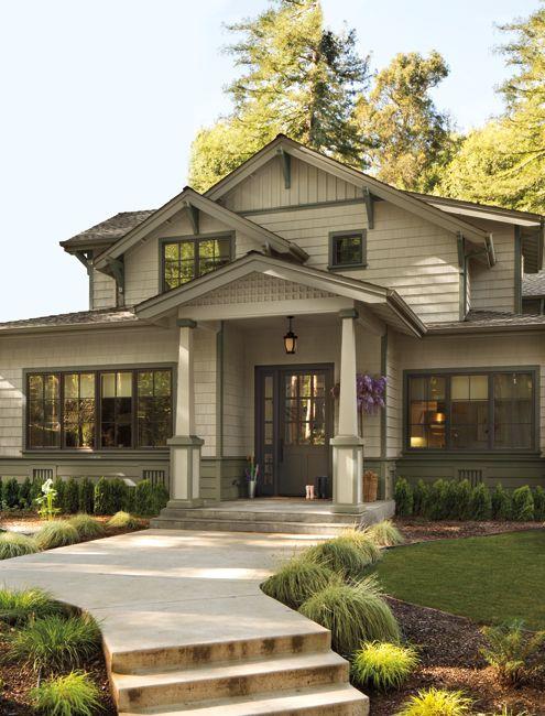 Best 25 Brown House Exteriors Ideas On Pinterest Tinted House Windows Farmhouse Patio Doors