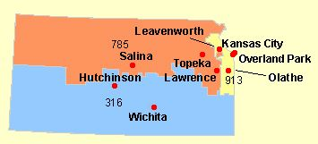 Finally, area code 620 was introduced in 2001 to cover the southern areas of Kansas including Belle Plaine and Dodge City. Thanks to moderate state growth, increased use of communications technologies, and other factors, Kansas has gone from having 2 area codes to 4 over the course of 5 decades. https://www.checkthem.com/blog/ks-area-codes/