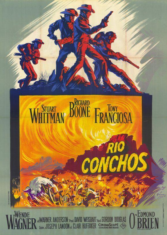 Rio Conchos - 1964 - Gordon Douglas