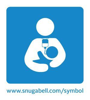 Sns Breastfeeding Breastfeeding Symbols Pinterest