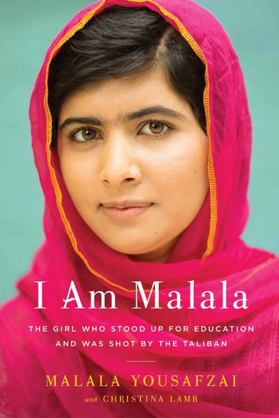 "I Am Malala | ""We realize the importance of our voices only when we are silenced"" -Malala Yousafzai Bookshelf: 5 Books to Rekindle Your Passion ~ Levo League"