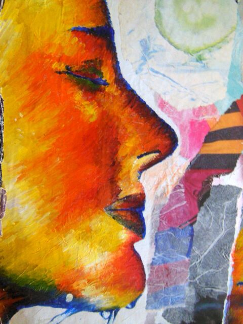 Paint style #creativemoi #painting #colour