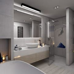 moderne Badezimmer von MONOstudio