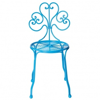 Beautiful new Oliver Bonas out door furniture - perfect for little london balconies or roof gardens
