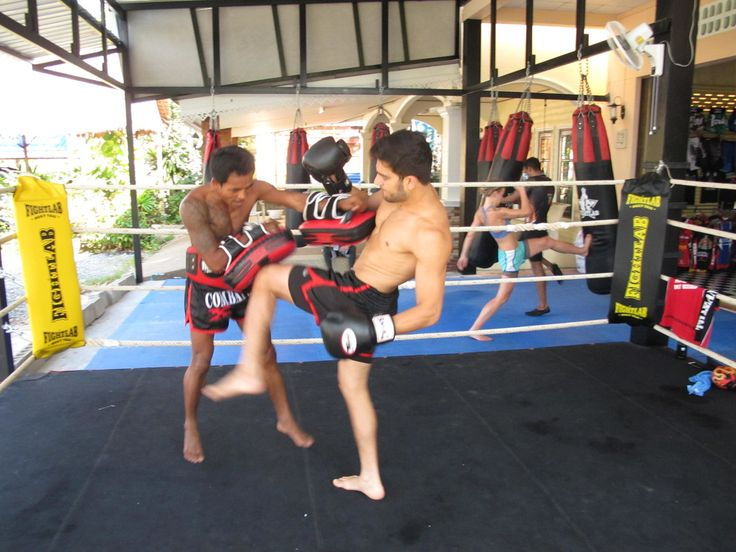 MMA and Muay Thai Training Camp in Thailand, BJJ Training in Khao Lak, Yoga Classes, Weight Loss Camp in Thailand