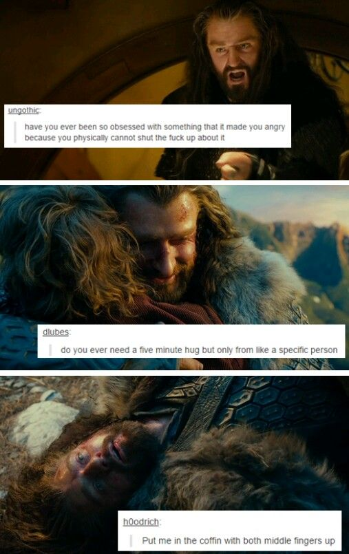 Thorin text post