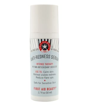 Best for Redness  First Aid Beauty's Anti-Redness Serum will not only calm a flare-up in the moment, but will help prevent future ones as well.