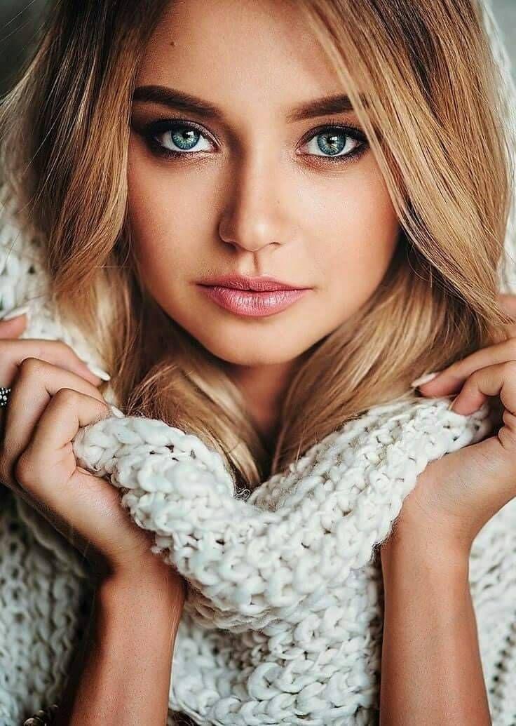 Ive Freya Impresionante Belleza De Esta Chica -5055