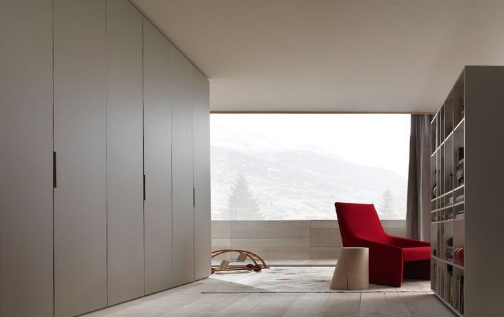 Brek - hanging door | Design: Centro Ricerca Jesse