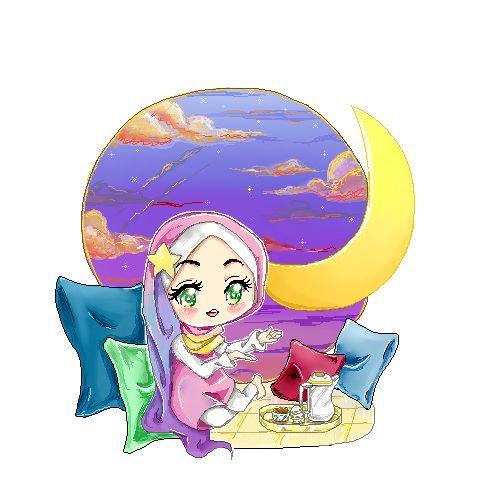Ramadan Kareem by BloomingShosho-chan.deviantart.com on @DeviantArt