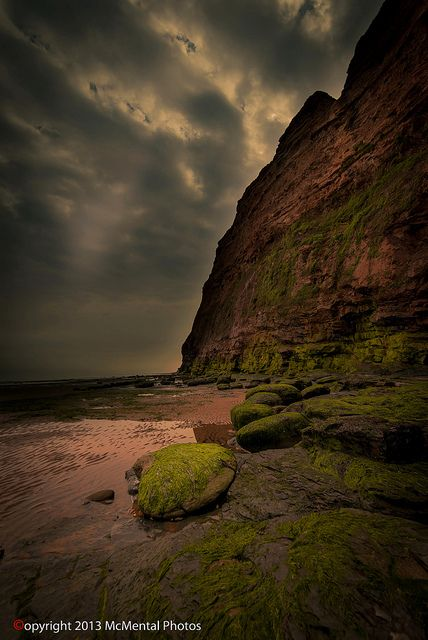 Saltburn-by-the-Sea, Cleveland. Long Way from Verona was set here