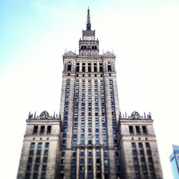 Pałac Kultury i Nauki in Warszawa, Województwo mazowieckie