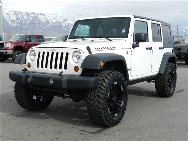 2010 Jeep Wrangler Unlimited Rubicon SUV
