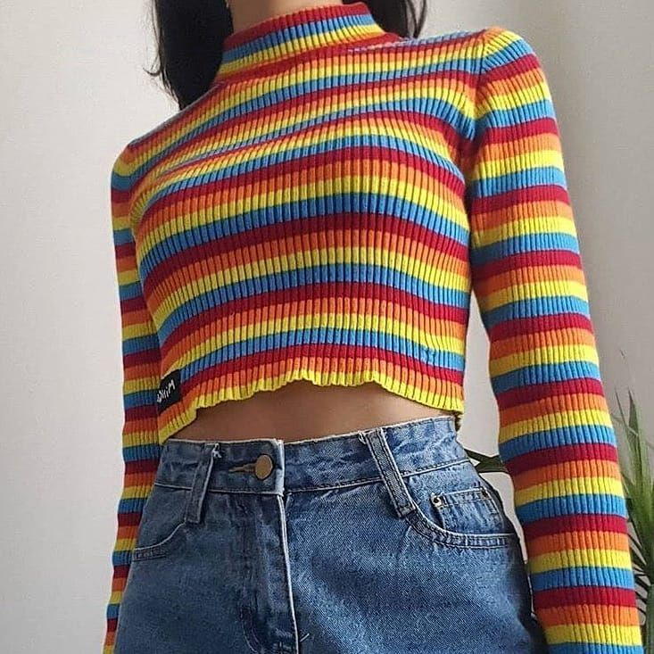 | s t r i p p y #outfits #teenager # girl # school # school # spring # 2019 # casual … – {people}