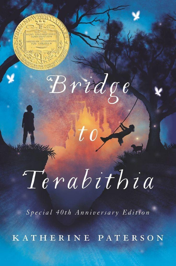 Bridge To Terabithia By Katherine Paterson Puente Hacia Terabithia Libros New York Times