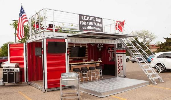 Boxgate A New Concept In Tailgating Was Designed From