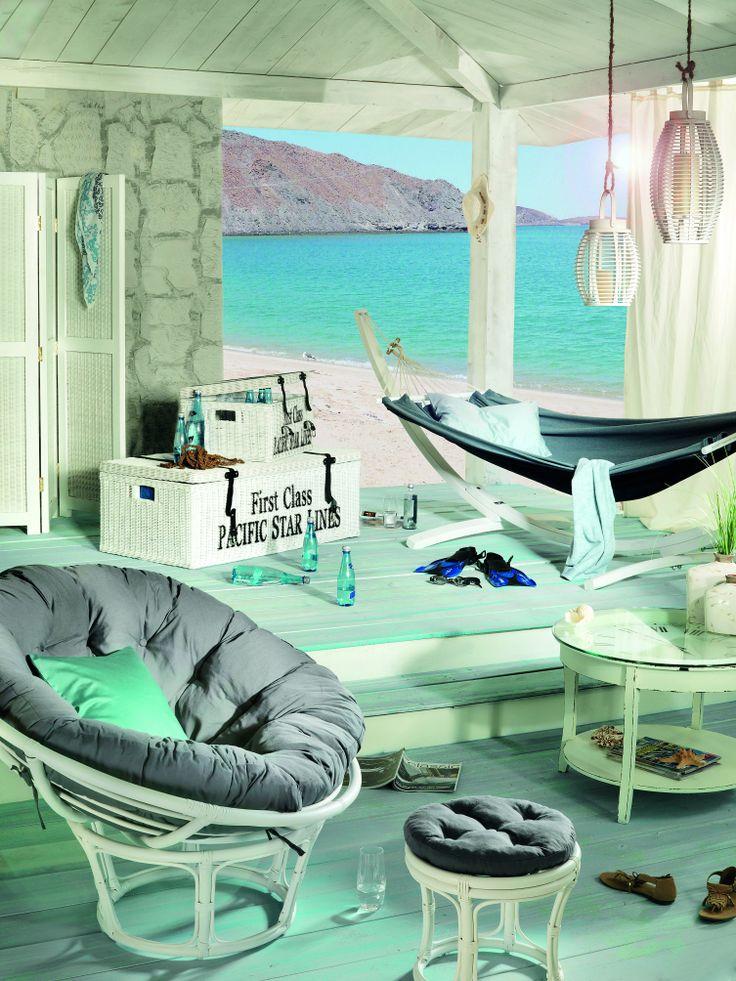 Optati pentru un mobilier usor, lejer, si nonconformist.  #kikaromania #stilmarin #mobilier #decoratiuni #accesorii