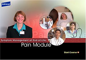Symptom Management at End-of-Life: Pain Module Online