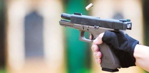 Agente resulta herido durante prácticas de tiro:...