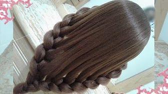Mejor Peinados para el verano Muy FACILES / RAPIDOS Y BONITOS CON TRENZAS Peinados Canal - YouTube