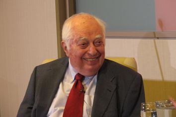 """Jewish Voice, May13: """"Renowned Experts Sound Alarm Bells on Anti-Semitism at NYC Gathering. Eminent historian Bernard Lewis shared his profound insights on the roots of anti-Semitism at the Manhattan gathering."""""""