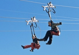 Angel Fire Resort to Open New Mexico's First Zipline Adventure Tour