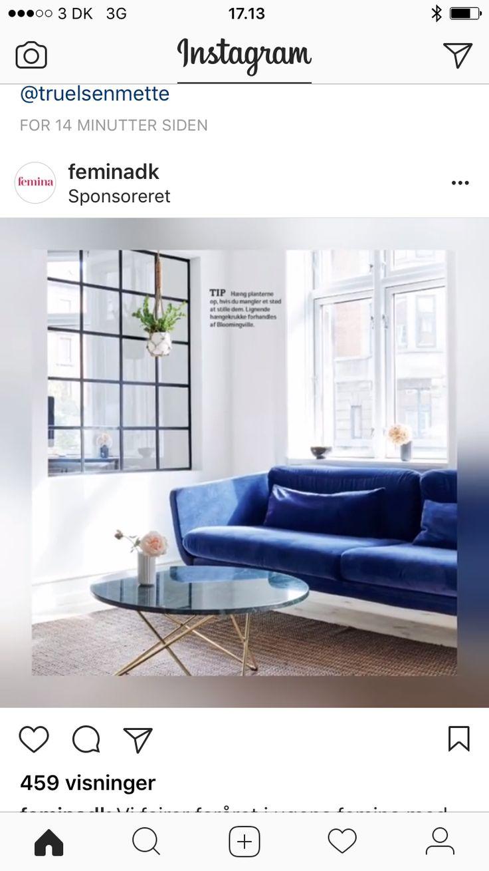 Oltre 25 fantastiche idee su divani blu su pinterest - Divano color prugna ...