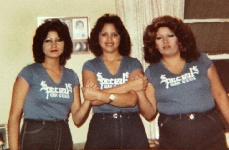 70s Cholas Cholas! Pinterest Cars San diego and - Chola Hairstyles