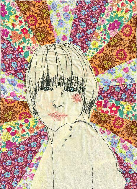 colourgirl by Sarah Walton, via Flickr
