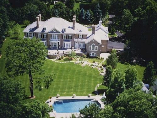 Diana ross mansion estate of the day 16 9 million for Builders in connecticut