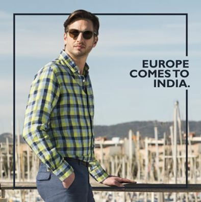 Made from the finest linen Sourced from the best mills in Europe, the light, breezy and vibrant Euro Linen shirts perfectly complement the summer. #SmartCasuals #SpringSummer16 #EuroLinen #Linen  #ColorPlus #ForumCourtyard