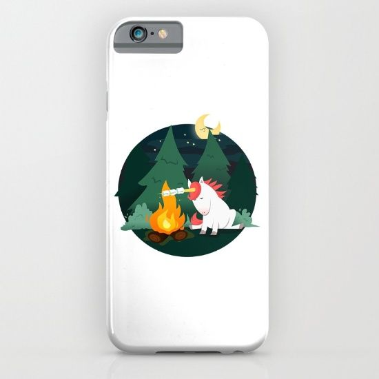 Forest of the Unicorn iPhone & iPod Case by Erika Biro | Society6