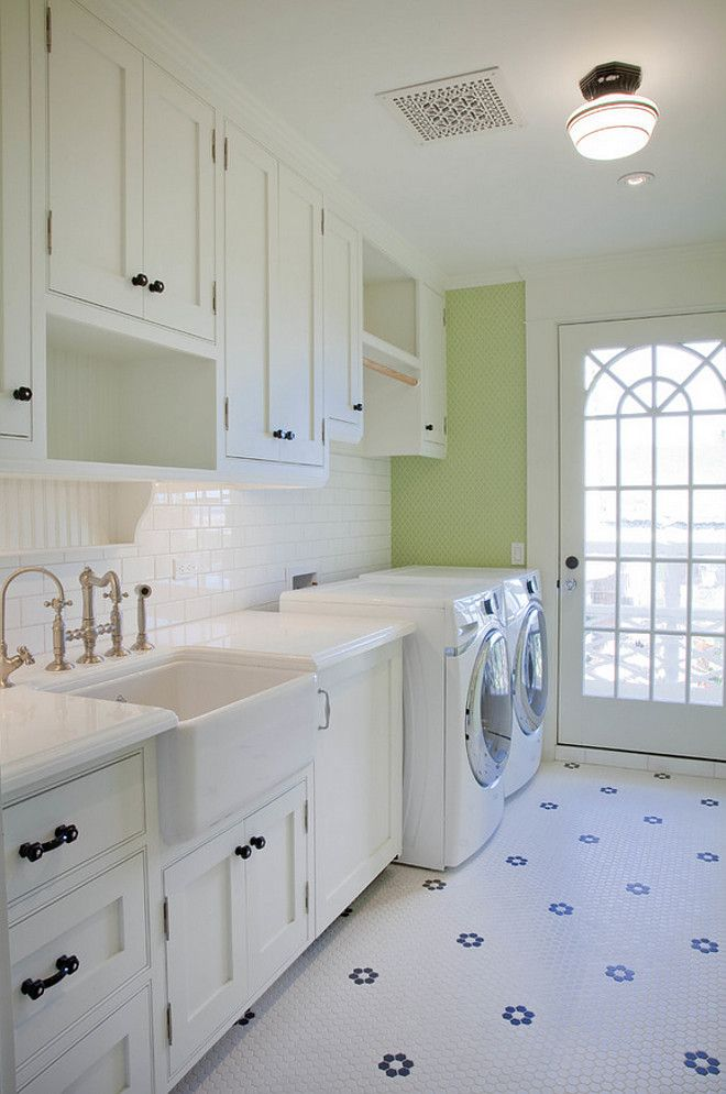 1000 Images About Laundry Rooms On Pinterest White