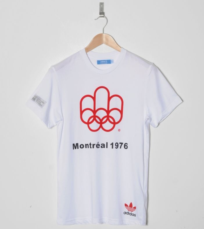 Adidas Originals Team GB Olympic Montreal 76 T-Shirt