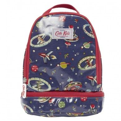 Lunch bag isotherme Space Cath Kidston