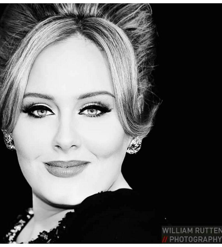 Adele. Golden Globes 2013. William Rutten Photography.