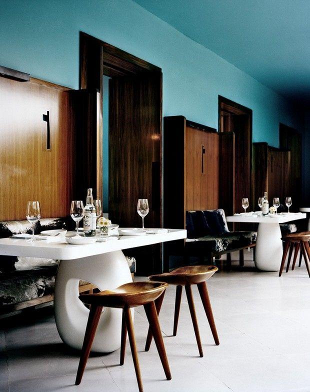 Best ways to decorate restaurant and unique ideas to do it!  #restaurantdesign #restaurantnews #designnews #modernrestaurants #restaurantmoderndesign