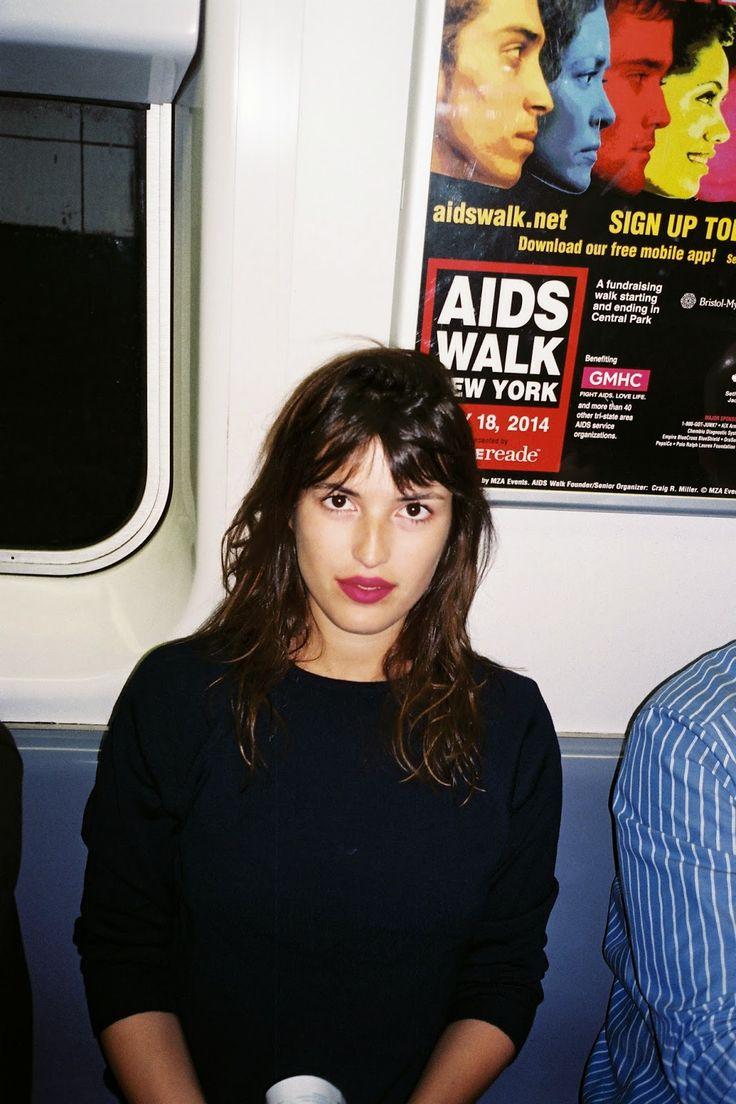 JEANNE DAMAS: Mai 2014, Paris, New York.