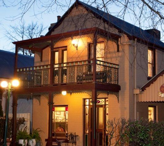 Haunted Places In Whittier California: Barwood House Beechworth 15B Loch St Beechworth