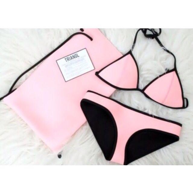 triangl swimwear ✤❤️➳ Pinterest: greatgrace99 ➳❤️✤