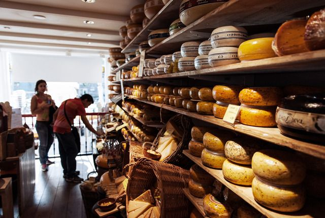 World's Best Spots for Cheese Lovers